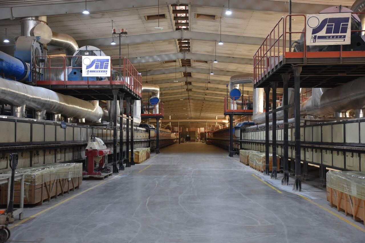 manufacturing setup